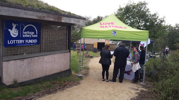 Coombes Valley open day